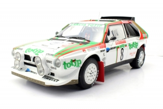 Lancia Delta S4 #8 Cerrato/Cerri 2nd Rally Sanremo 1986 1:12 Top Marques