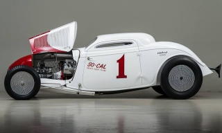 So-Cal Speed Shop Team #1 Salt Flat Coupe 1934 1:18 G.M.P