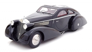 Rolls Royce Phantom 1 Jonckheere Coupe 1935 black 1:18 CMF
