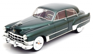 Cadillac Serie 62 Touring Sedan 1949 green metallic 1:18 CMF