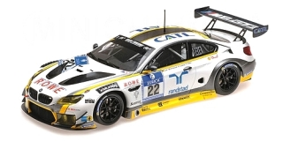 BMW M6 GT3 Rowe Racing 24H Nürburgring 2016 1:18 Minichamps
