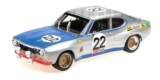 Ford RS 2600 Ford Köln Winners 24H SPA 1971 1:18 Minichamps