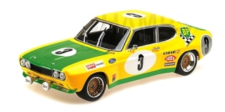 Ford RS 2600 Ford BP Racing Team 2nd 24H Spa 1972 1:18 Minichamps