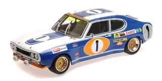 Ford RS 2600 Ford Köln 3rd 24H Spa 1972 1:18 Minichamps