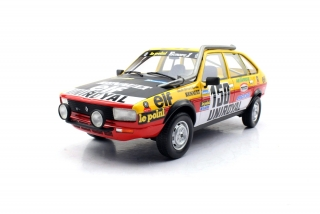 Renault R20 #150 Winner Rally Paris Dakar 1982 1:18 Top Marques