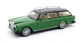 Rolls Royce Silver Shadow Estate FLM Panelcraft 1980 1:43 Matrix Scale Models