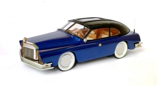 Mohs Ostentatienne Opera Sedan 1967 blue 1:43 Matrix Scale Models