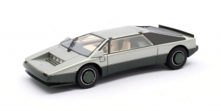 Aston Martin Bulldog 1979 Open Headlights green 1:43 Matrix Scale Models