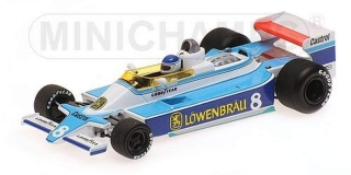 McLaren Ford M28 Tambay USA GP West 1979 1:43 Minichamps