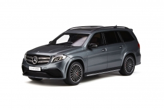 Mercedes-AMG GLS 63 grey 1:18 GT Spirit