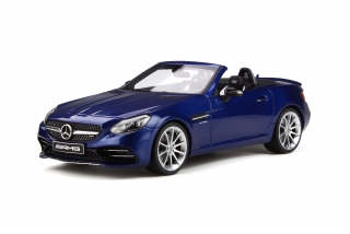 Mercedes-AMG SLC 43 blue 1:18 GT Spirit