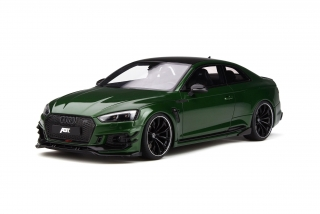 Audi ABT RS5-R green 1:18 GT Spirit