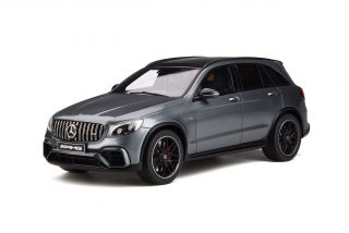 Mercedes-AMG GLC 63 grey 1:18 GT Spirit