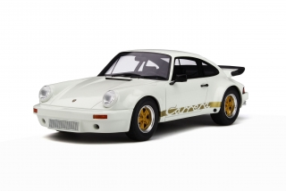 Porsche 911 3.0 RS white 1:18 GT Spirit