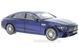 Mercedes-AMG GT S 4Matic brillant blue 1:18 Norev