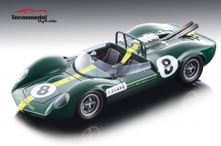 Lotus 40 #8 Jim Clark Brands Hatch Guards Trophy 1965 1:18 Tecnomodel