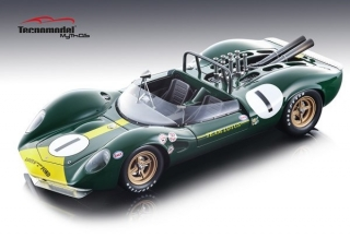 Lotus 40 #1 Jim Clark Riverside GP 1965 1:18 Tecnomodel