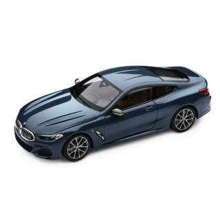 BMW 8er Coupe 2019 blue 1:18 BMW Collection