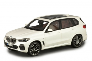 BMW X5 2019 white 1:18 BMW Collection