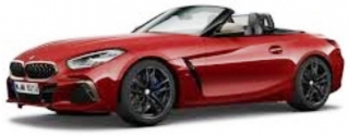 BMW Z4 2019 red 1:18 BMW Collection