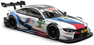 BMW M4 #11 Marco Wittmann DTM 2018 1:18 BMW Collection