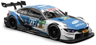BMW M4 #25 Phillip Eng DTM 2018 1:18 BMW Collection