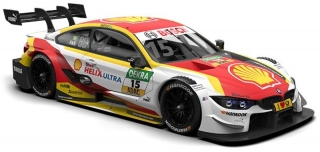 BMW M4 #15 Augusto Farfus DTM 2018 1:18 BMW Collection