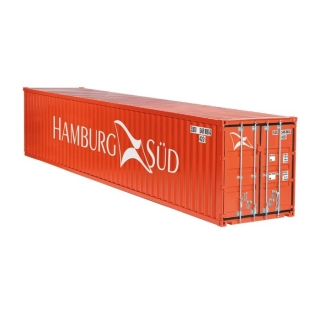 40 ft sea container *Hamburg Süd* 1:18 NZG