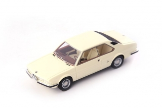 BMW 2200ti Garmish Bertone 1970 ivory 1:43 Avenue 43