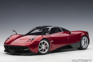 Pagani Huayra 2011 metallic red 1:12 AUTOArt