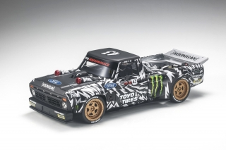 Ford USA F-150 Pick-up #43 Hoonitruck 1977 Ken Block 1:18 Top Marques Collectibles