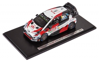 Toyota Yaris WRC #8 Winner Turkey 2018 Toyota Gazoo Racing 1:43 Spark