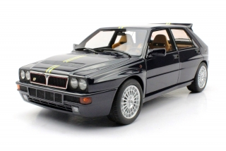 Lancia Delta Integrale EVO2 1994 black 1:18 LS Collectibles