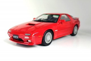 Mazda RX-7 1989 red 1:18 LS Collectibles