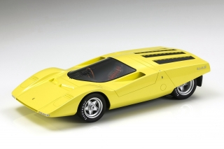 Ferrari 512S Special Pininfarina 1969 yellow 1:18 Top Marques