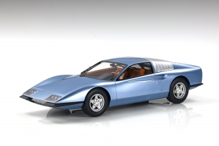 Ferrari P6 Pininfarina 1958 blue 1:18 Top Marques Collectibles