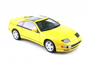 Nissan 300 ZX 1983 yellow 1:18 Lucky Step Models