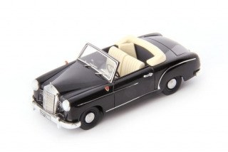 Mercedes-Benz 180 Convertible A Prototype 1953 black 1:43 Avenue 43