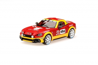 Abarth 124 Spider Rallye Concept 1:43 TSM Model