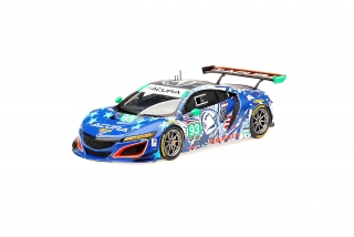 Honda Acura NSX GT3 #93 Statue of Liberty IMSA Watkins Glen 2017 1:43 TSM model