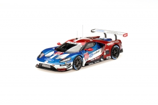 Ford GT GTLM #66 6H Daytona WEC Francor- champs LMGTE Winner Ford Chip Ganassi Team UK 2018 1:43 TSM Model