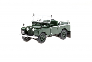 Land Rover Series I 1954 Winston Churchill UKE80 1:43 TSM model