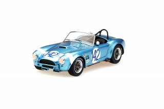 Shelby Cobra #142 Hill/ Bondurant Targa Florio 1964 1:43 TSM Model