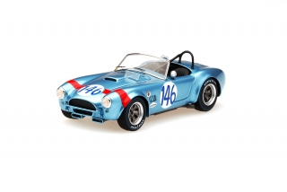 Shelby Cobra #146 Gurney/ Grant Class Winner Targa Florio 1964 1:43 TSM Model