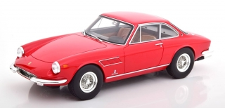 Ferrari 330 GTC 1966 red 1:18 CMR