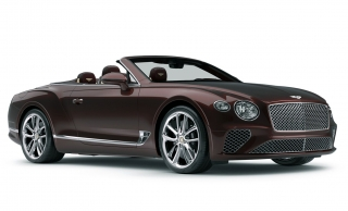 Bentley Continental GT Convertible Cricket Ball 1:43 Look Smart