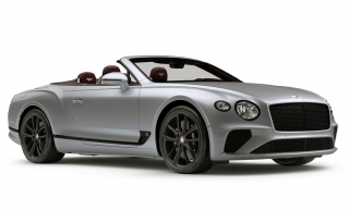 Bentley Continental GT Convertible Ice 1:43 Look Smart