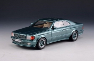 Mercedes-Benz AMG C126 6.0 1984 green 1:43 GLM Models