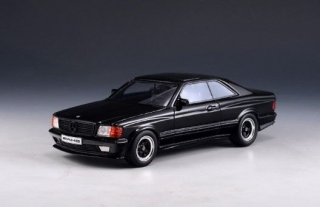 Mercedes-Benz AMG C126 6.0 1984 black 1:43 GLM Models