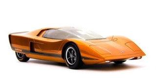 Holden Hurricane Concept Car 1969 1:18 Apex-Replicas